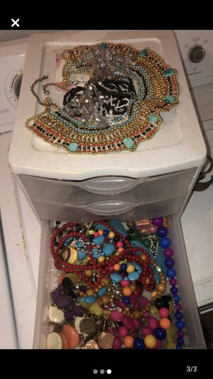 Costume jewelry for Sale in Starkville, MS