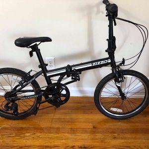 Zizzo Folding Bike for Sale in Alexandria, VA