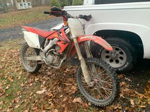 2005 crf250r sell or trade for Sale in Bethlehem, PA