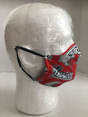 Patriots Mask, Patriots Face Covers, Patriots Face shields, Patriots Flags, Patriots T-shirts, Patriots Jerseys and Patriots bottle openers. for Sale in La Habra, CA