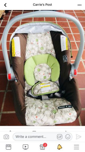New car seat good expiration Graco for Sale in Parkersburg, WV