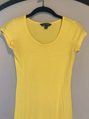 Tommy Bright yellow women's dress for Sale in Kaysville, UT