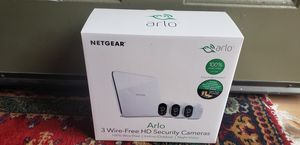 Arlo Wire Free Security System for Sale in Irwindale, CA
