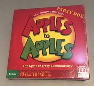 Apples to apples - brand new! for Sale in Watertown, MA
