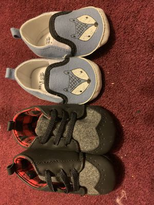 Baby shoes 3-6 for Sale in Riverside, CA