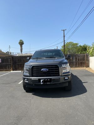 2017 F150 4x4 FX4 for Sale in Riverside, CA