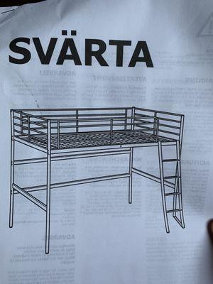IKEA twin loft bed for Sale in Los Gatos, CA