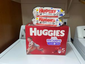 Huggies Size 6 Bundle- Price is Firm for Sale in Gilbert, AZ
