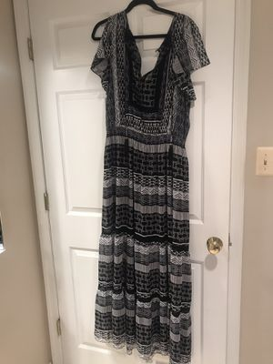 BRAND NEW SIZE XL DRESS WITH TAG for Sale in Princeton, NJ