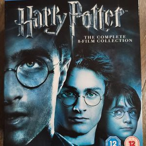 Harry Potter Blu-ray for Sale in Everett, WA