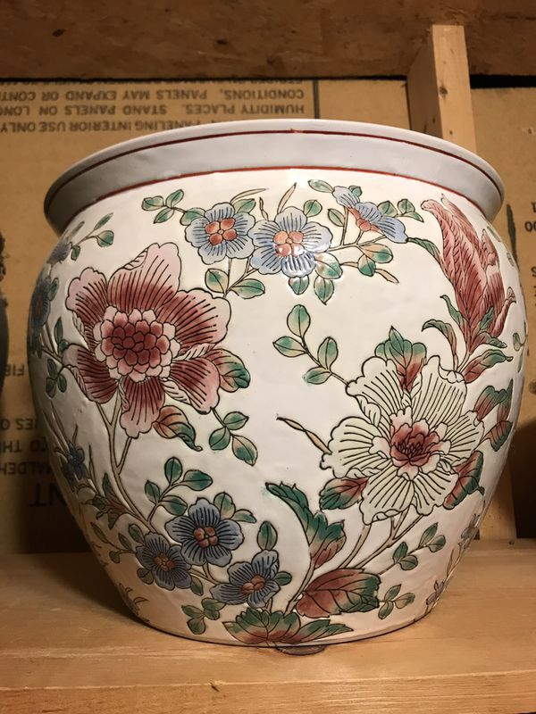 Beautiful pots