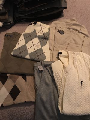 Sweater Vests - XL for Sale in Washington, DC