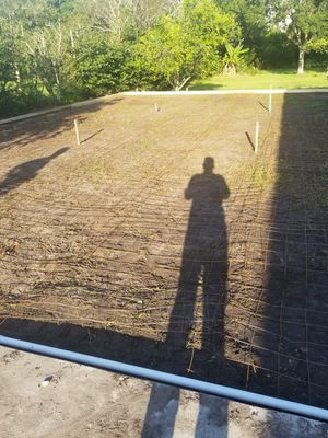 Instalation of concrete for Sale in Tampa, FL