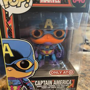Captain America Pop 648 for Sale in Fullerton, CA