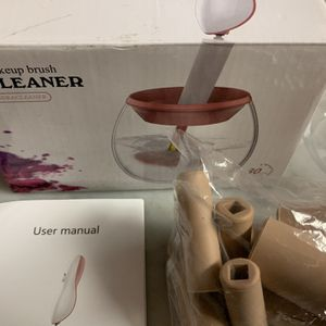 New Make Up Brush Cleaner Set for Sale in Pomona, CA