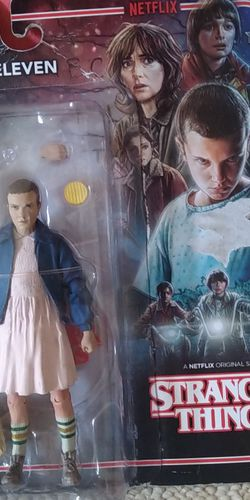 Eleven Stranger Things Collectible Action Figure for Sale in Bellevue,  WA