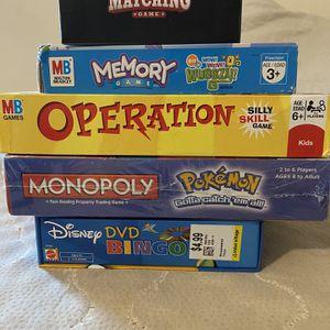 Board Game Lot for Sale in Arlington, VA