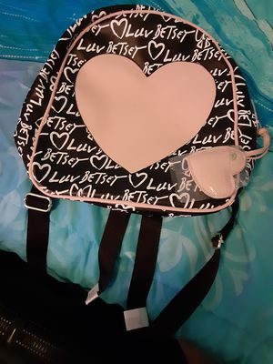 Luv Betsey Backpack for Sale in Charlotte, NC