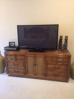 Burlington furniture dresser (has a mirror not shown) in great shape. for Sale in Abilene, TX