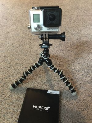 GoPro Hero 3+ for Sale in Park Ridge, NJ