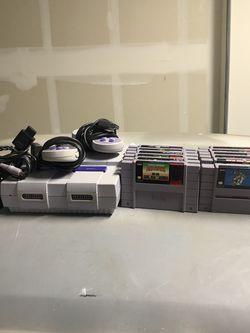 Super Nintendo for Sale in Fowler,  CA