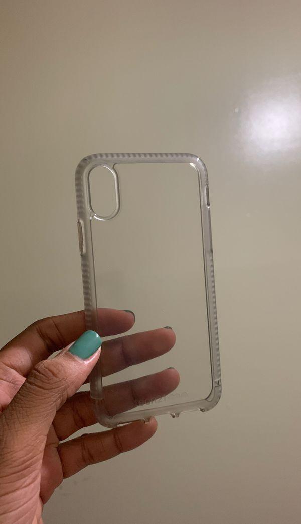 Tech21 Clear IPhone XS case