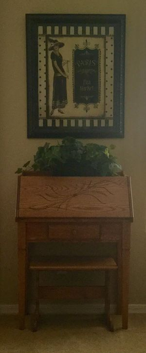 Oak Desk for Sale in Peoria, AZ