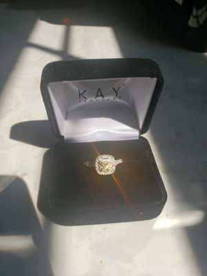 Niel Lane Diamond Engagement Ring for Sale in Chantilly, VA