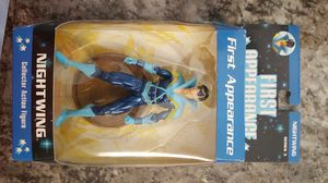 RARE DC DIRECT NIGHTWING action figure still in box for Sale in Clovis, CA