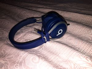 Blue, and White BEAT headphones for Sale in New Britain, CT