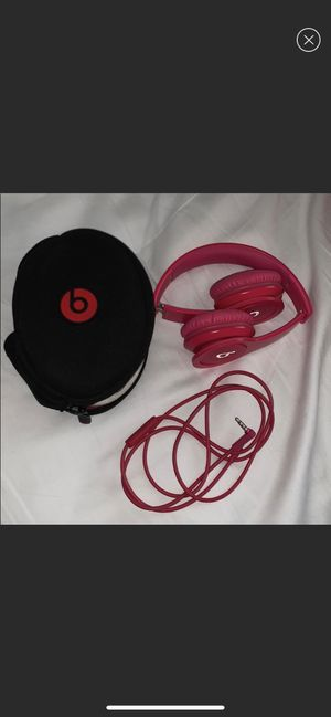 Beats headphones for Sale in Silver Spring, MD