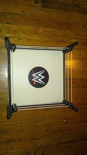 WWE tough talkers ring for Sale in Cedar Hill, TX