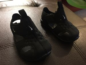 Nike sandals toddler size 4c for Sale in East Wenatchee, WA