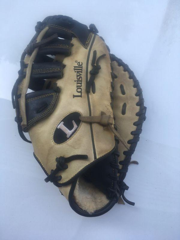 TPX Louisville Baseball Glove