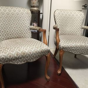 Set Of 2 Antique Chairs Used for Sale in Petaluma, CA