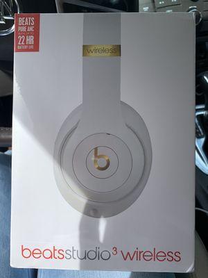 Beats Studio 3 Wireless for Sale in Oakland Park, FL
