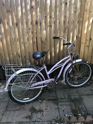 Pink Firmstrong Cruiser Bike for Sale in Silver Spring, MD