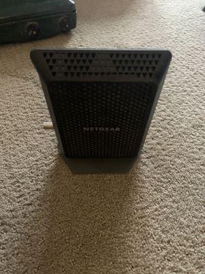 Netgear cm700 3.0 gb modem for Sale in Seattle, WA