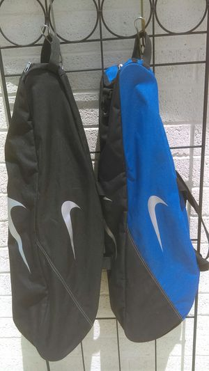 2 Nike Baseball Bat & Equipment Bags - Ex Condition for Sale in Phoenix, AZ