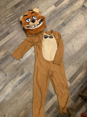 Five nights at Freddy kids costume for Sale in Anaheim, CA