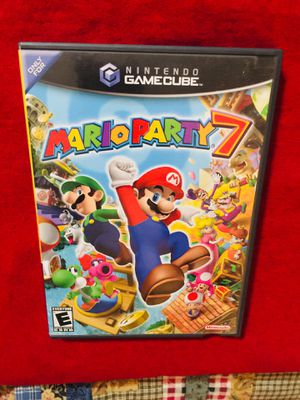 Mario Party 7 GameCube for Sale in Nauvoo, AL