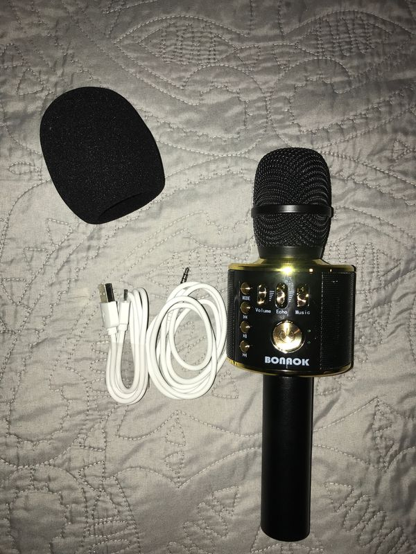 bluetooth - portable speaker/microphone