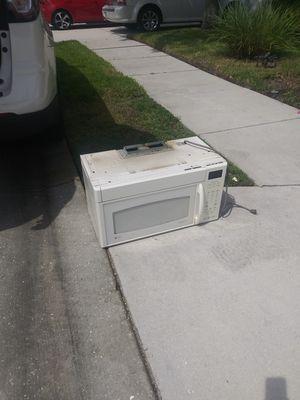 Free microwave for Sale in Bradenton, FL