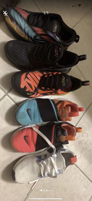 Nike and adidas shoes for Sale in Katy, TX