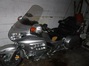 2007 Honda Goldwing GL1800 for Sale in Quincy, IL