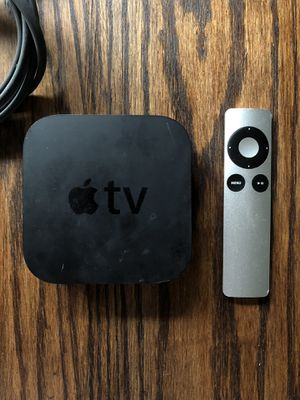 Apple TV 2nd Gen for Sale in Culver City, CA