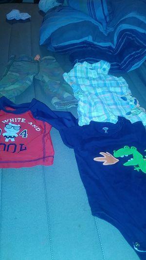 Infant Baby boy cloths. Size 9 months for Sale in Norfolk, VA