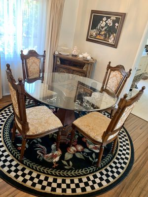 Kitchen table set with chairs for Sale in Ontario, CA