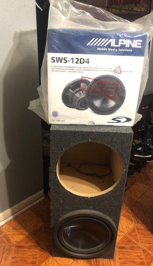 Alpine speakers for Sale in Pembroke Pines, FL