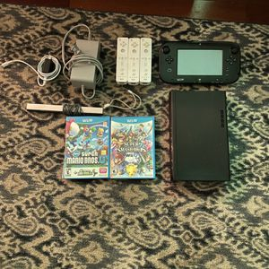 Wii U Good Condition for Sale in Port Jefferson Station, NY